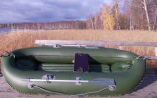 Скиф 2 лодка