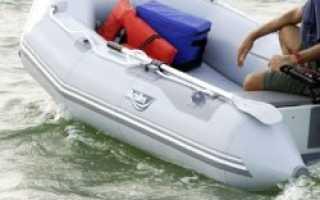 Управление моторной лодкой