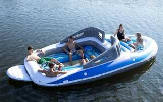 Надувная яхта