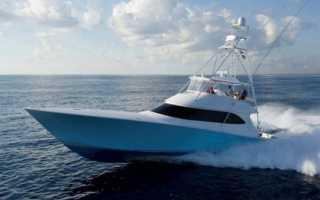 Что такое глиссер на лодке