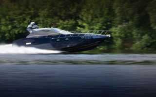 Лодки с водометным двигателем