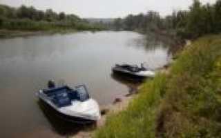 Лодка салют 430