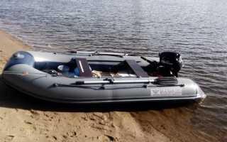 Лодка флагман 330