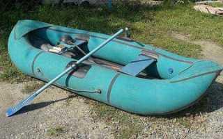 Лодка надувная уфимка