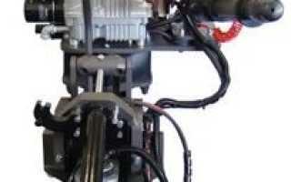 Мотор для мелководья