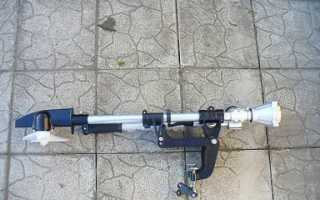 Насадка на триммер лодочный мотор