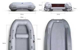 Лодка ротан 420