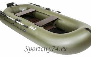 Лодка пеликан 280