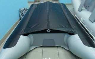 Защита дна лодки пвх