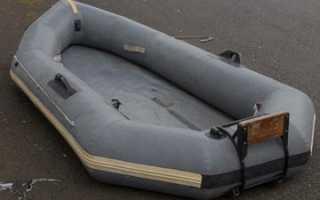 Ремонт резиновых лодок
