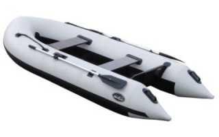 Лодка баджер 330