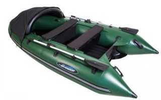 Лодка гладиатор 330