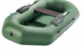 Надувные гребные лодки для рыбалки