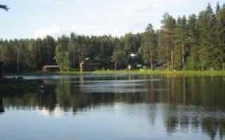 Рыболовная база карелия