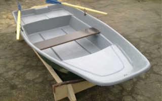 Лодка из стеклопластика своими руками