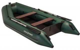 Лодки аква