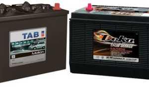 Литиевые аккумуляторы для лодочных электромоторов