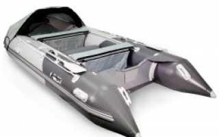 Лодка гладиатор 370