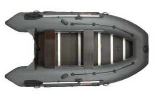 Лодка антей 380
