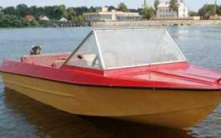 Моторная лодка крым технические характеристики