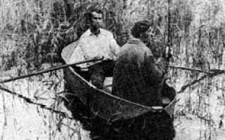 Раскладная лодка своими руками