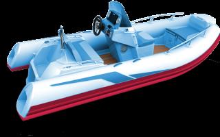 Защита киля пластиковой лодки