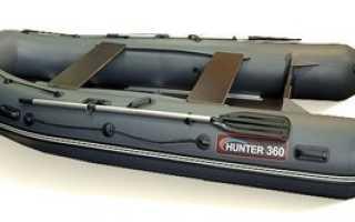 Лодка хантер 360 отзывы