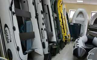 Лодки пвх производство