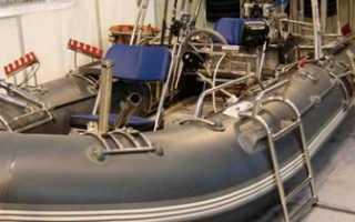 Самоделки для лодок пвх своими руками