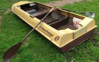 Романтика 2 лодка