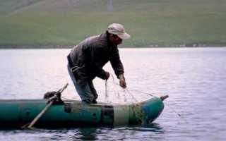 Лодка пвх уфимка