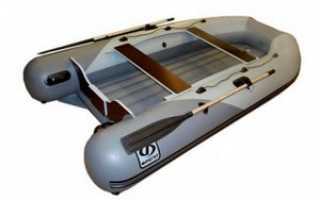 Лодка фрегат 350