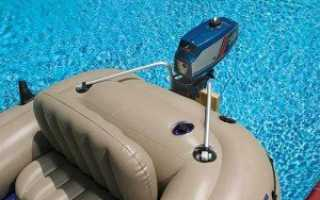 Лодочные моторы для надувных лодок