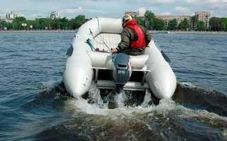 Лодки пвх катамаранного типа