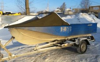 Лодка воронеж технические характеристики