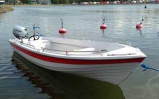 Установка гидроподъемника на лодочный мотор