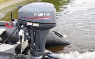 Лодка водомет