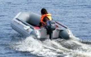 Лодка баджер 340