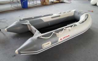 Какая надувная лодка лучше резиновая или пвх
