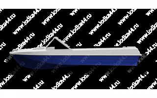 Лодка казанка 5м3 технические характеристики