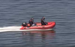 Управление лодочным мотором