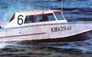 Лодка прогресс технические характеристики