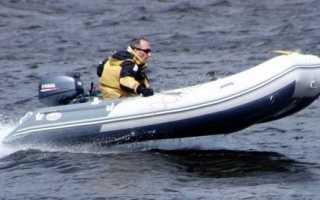 Airdeck для надувной лодки