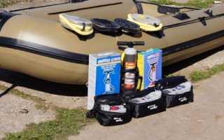 Насосы для надувных лодок