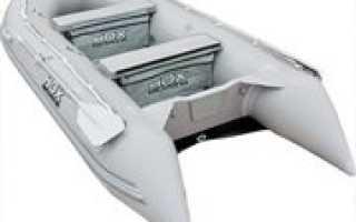 Лодка hdx oxygen 330
