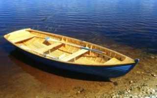 Лодка для рыбалки своими руками