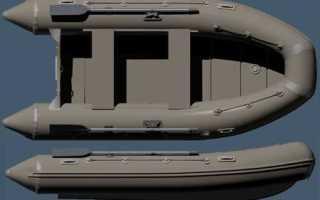 Лодка кайман 360