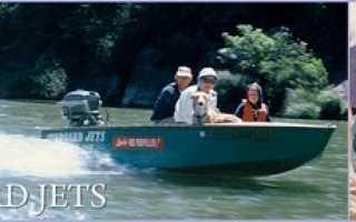 Водометные насадки на лодочные моторы купить