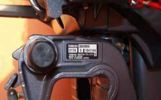 Китайский лодочный мотор аналог ямахи