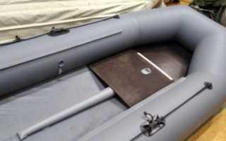 Надувной киль для лодки пвх своими руками